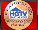 HGTV Amazing Log Homes Image