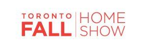 Toronto Fall Home Show Logo horizontal