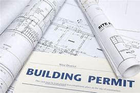 building permit example